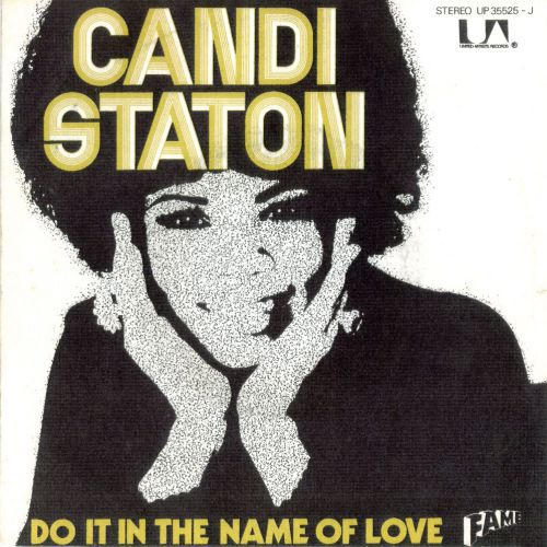 Candi Staton 'Do It In The Name Of Love'