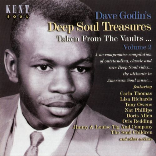 Dave Godin's Deep Soul Treasures Vol 2