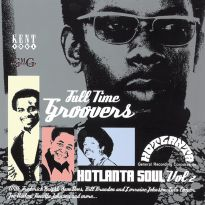 Full Time Groovers: Hotlanta Soul Vol 2