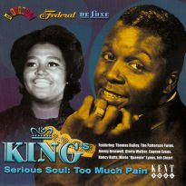 King's Serious Soul: Too Much Pain