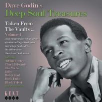 Dave Godin's Deep Soul Treasures Vol 4
