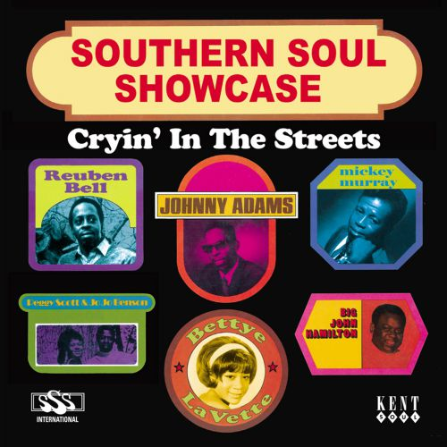 Southern Soul Showcase: Cryin' In The