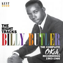 The Right Tracks: The Complete Okeh Recordings 1963-1966