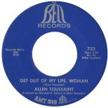 Allen Toussaint 'Get Out Of My Life, Woman' courtesy of John Farrell