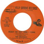 The Delfonics 'Ready Or Not Here I Come (Can't Hide From Love)' courtesy of Tony Rounce