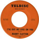 Marry Clayton 'I've Got My Eyes On You' courtesy of Ady Croasdell