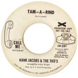 Hank Jacobs & the TKOs 'Tam-A-Rind' courtesy of Ady Croasdell