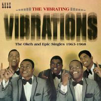 The Vibrating Vibrations:The Okeh And Epic Singles 1963-1968
