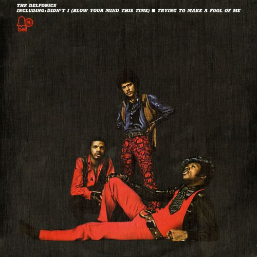 The Delfonics 'The Delfonics' courtesy of Trevor Churchill