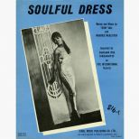 Sugar Pie DeSanto 'Soulful Dress' song sheet