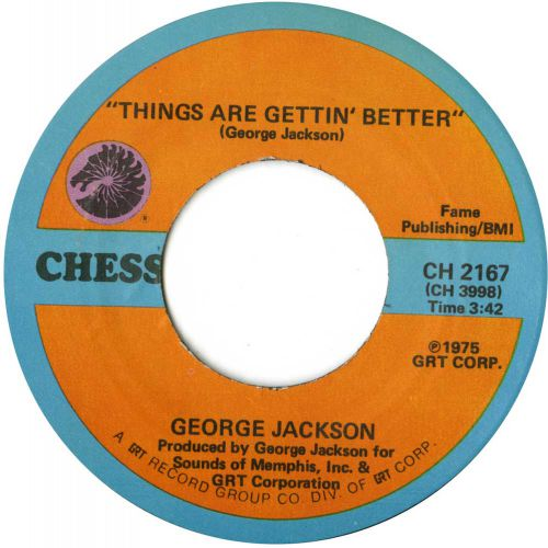 George Jackson '