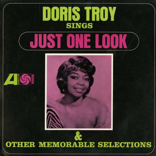 Doris Troy 'Just One Look' courtesy of Peter Gibbon