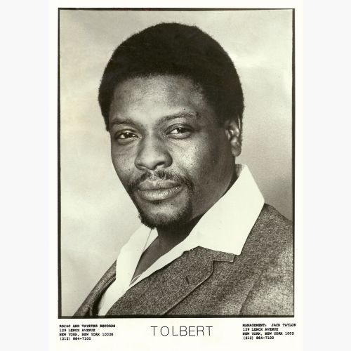 O.C. Tolbert courtesy of the Tolbert family