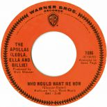 The Apollas 'Who Would Want Me Now'