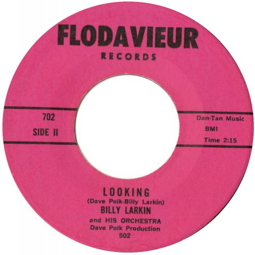 Billy Larkin & His Orchestra 'Looking' courtesy of Ady Croadell