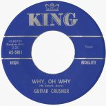 Guitar Crusher 'Why Oh Why' courtesy of Duane Hobden