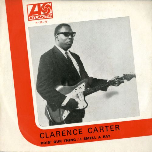 Clarence Carter courtesy Roger Armstrong