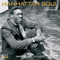 Manhattan Soul - Scepter, Wand & Musicor - Vol 2