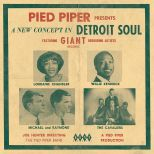 Pied Piper Presents A New Concept In Detroit Soul