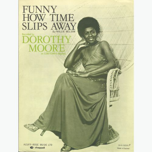 Dorothy Moore 'Funny How Time Slips Away'