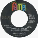 James Govan 'Wanted: Lover'