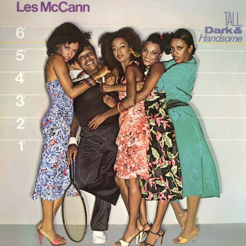 Les McCann 'Tall, Dark and Handsome'