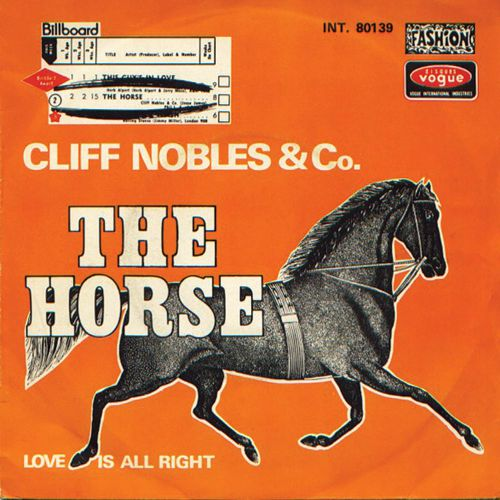 Cliff Nobles & Co. 'The Horse'