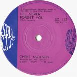 Chris Jackson 'I'll Never Forget You'