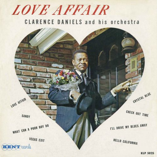 The Clarence Daniels Orchestra 'Love Affair'