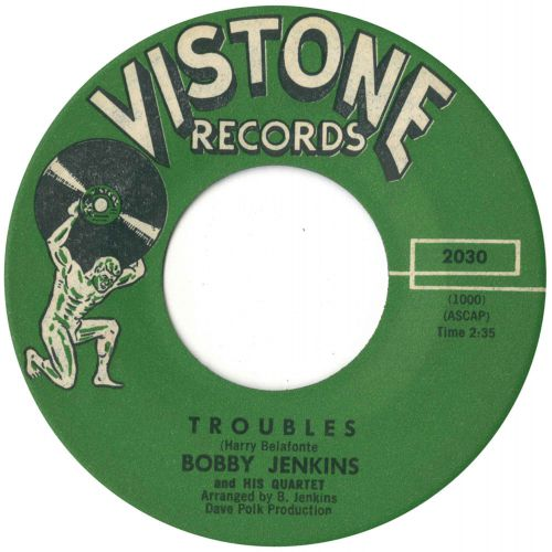 Bobby Jenkins 'Troubles'