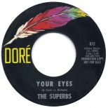 The Superbs 'Your Eyes'