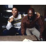 Millie Jackson and Isaac Hayes