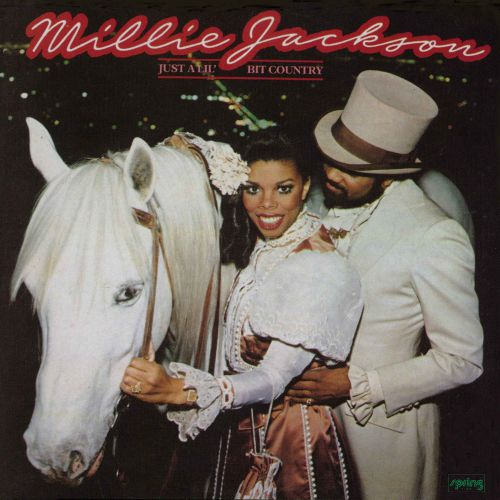 Millie Jackson 'Just A Lil' Bit Country'