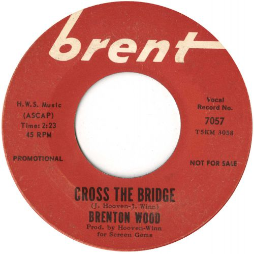 Brenton Wood 'Cross The Bridge'