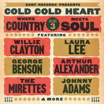Cold Cold Heart: Where Country Meets Soul Vol 3