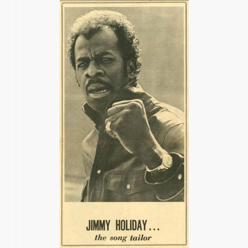 Jimmy Holiday