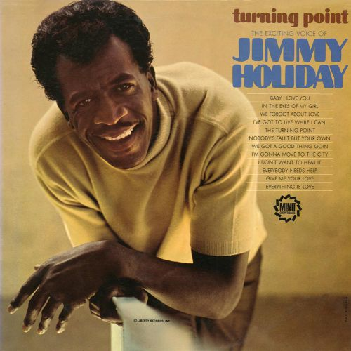 Jimmy Holiday 'The Turning Point'