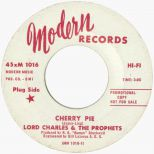 Lord Charles & The Prophets 'Cherry Pie'
