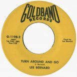Lee Bernard 'Turn Around And Go'