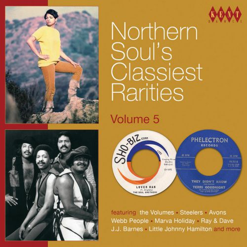 Northern Soul's Classiest Rarities Volume 5
