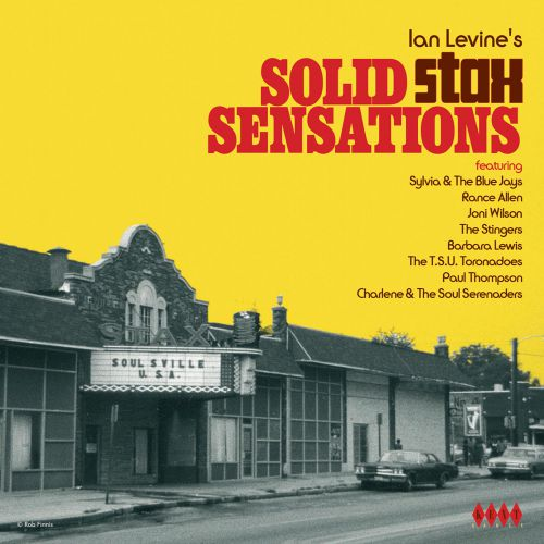Ian Levine's Solid Stax Sensations
