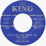 Hank Ballard 'Let's Get The Show On The Road'