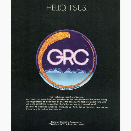 GRC advert