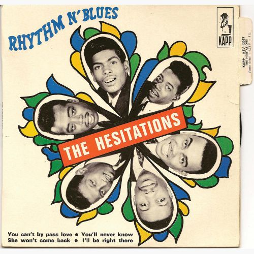 The Hesitations 'Rhythm 'n' Blues'
