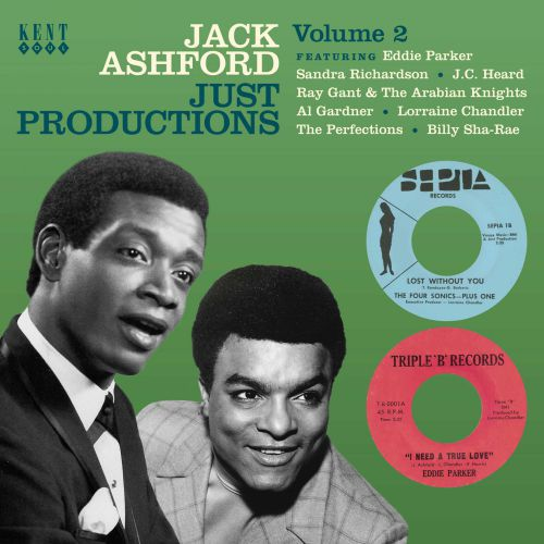 Jack Ashford Just Productions Volume 2