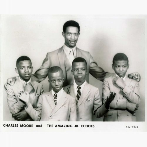 Charles Moore & the Amazing Jnr Echoes