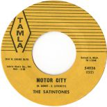 The Satintones 'Motor City'