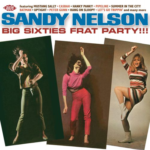 Big Sixties Frat Party!!!