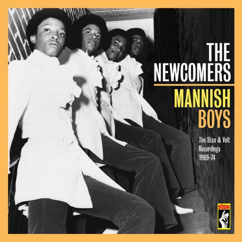 Mannish Boys - The Stax, Volt & Truth Recordings 1969-74