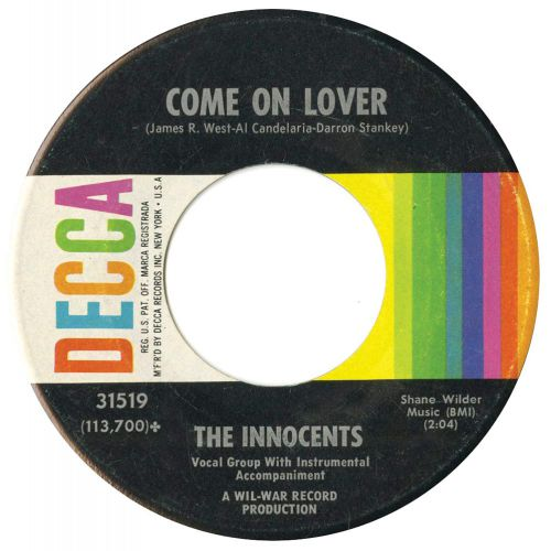 Come On Lover by The Innocents
